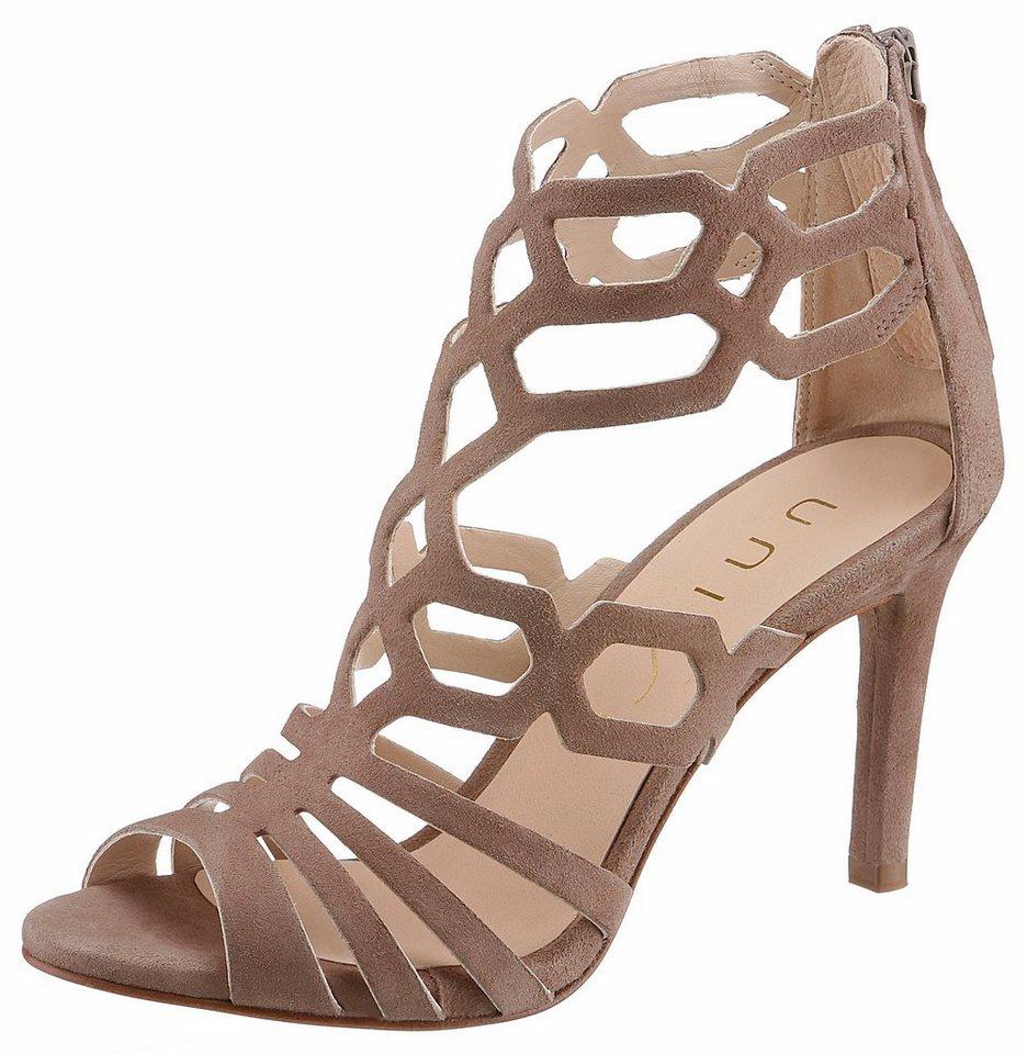 unisa high heel sandalette mit feinen riemchen otto. Black Bedroom Furniture Sets. Home Design Ideas