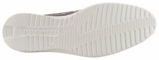 Bugatti Schnürschuh, mit Flügelkappe