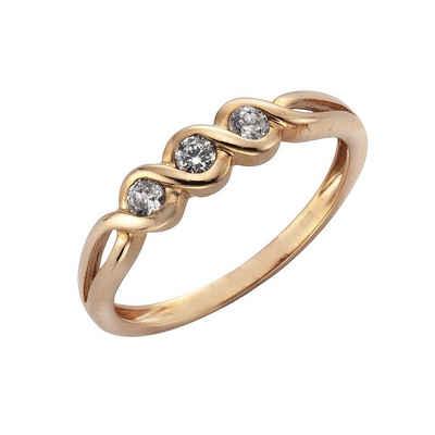 Золотое кольцо Fascination by Ellen K.