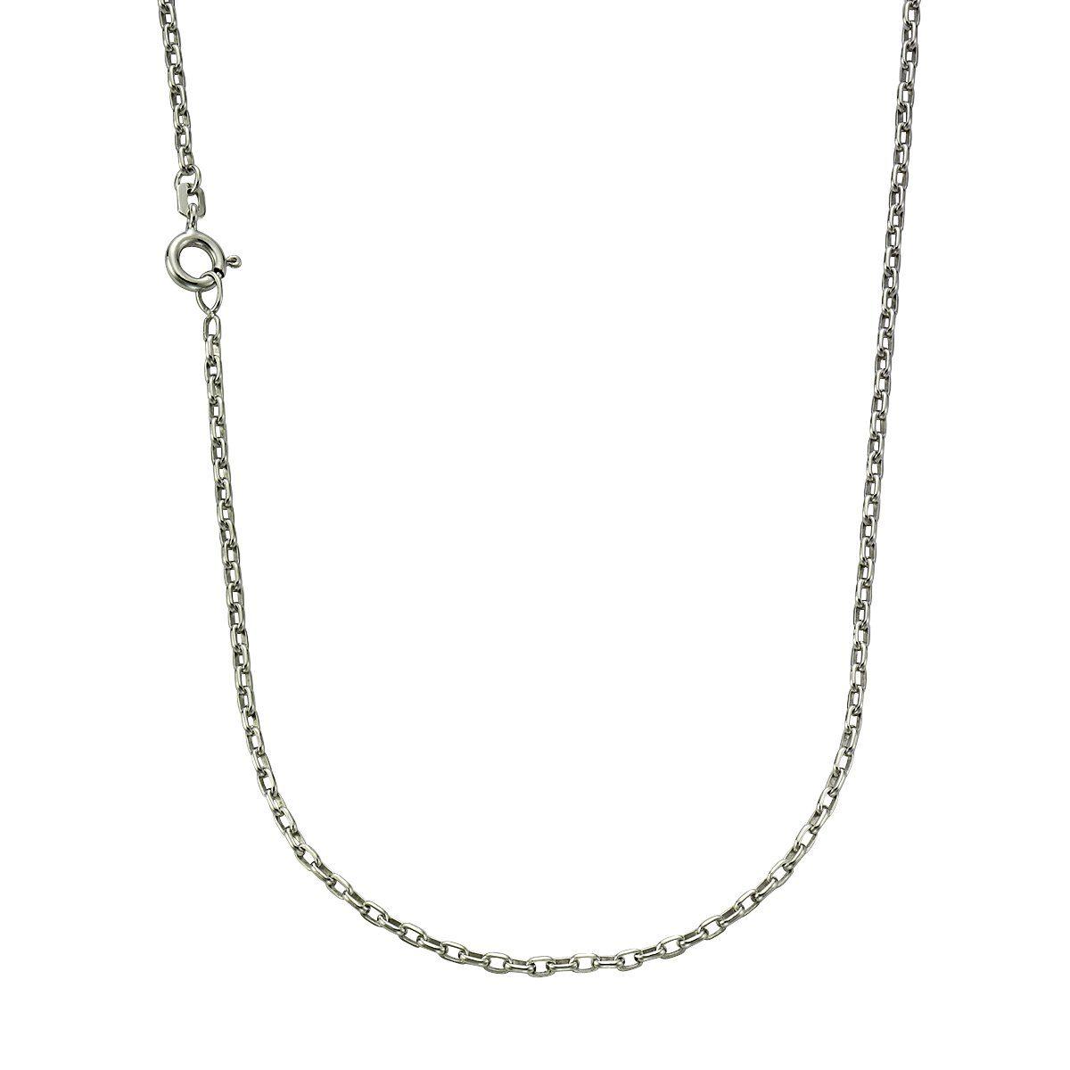Zeeme Collier »925/- Sterling Silber Ankerkette 45cm«