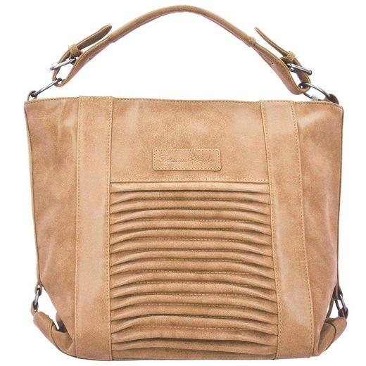 Fritzi aus Preußen Lilu Vintage Shopper Tasche 42 cm