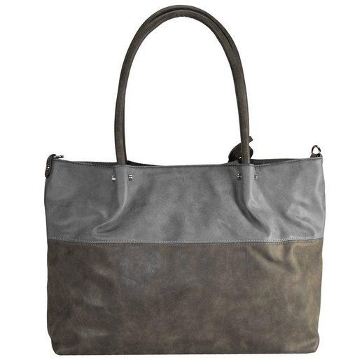 Maestro Surprise Bag in Bag Shopper Tasche 45,5 cm