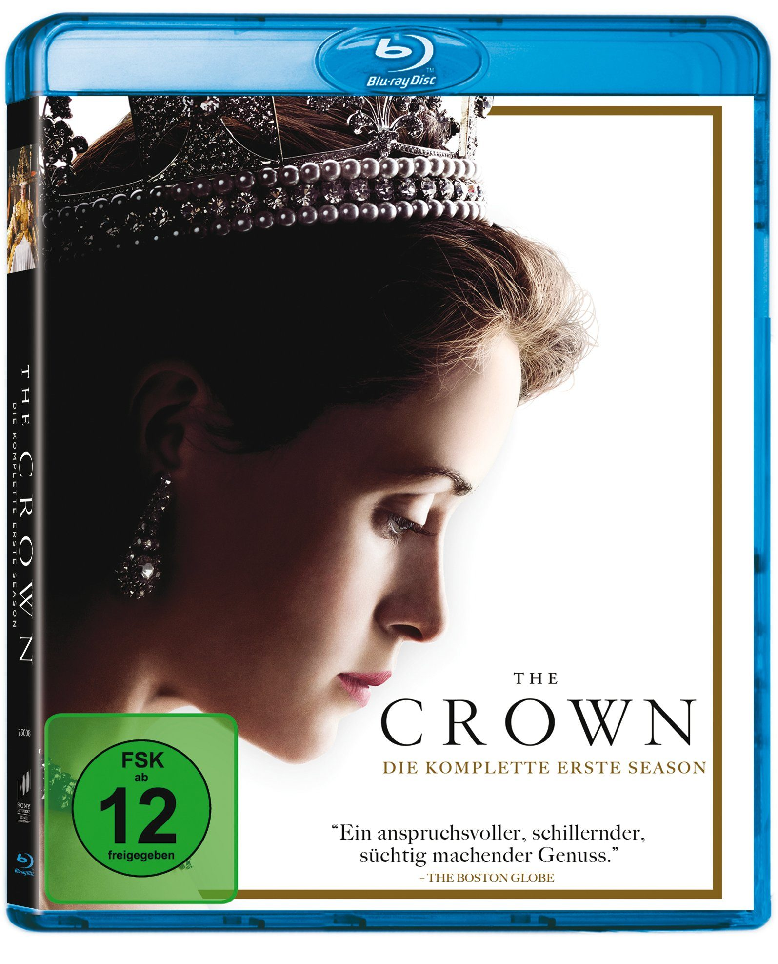 Sony Pictures Blu-ray »The Crown - Die komplette erste Season«