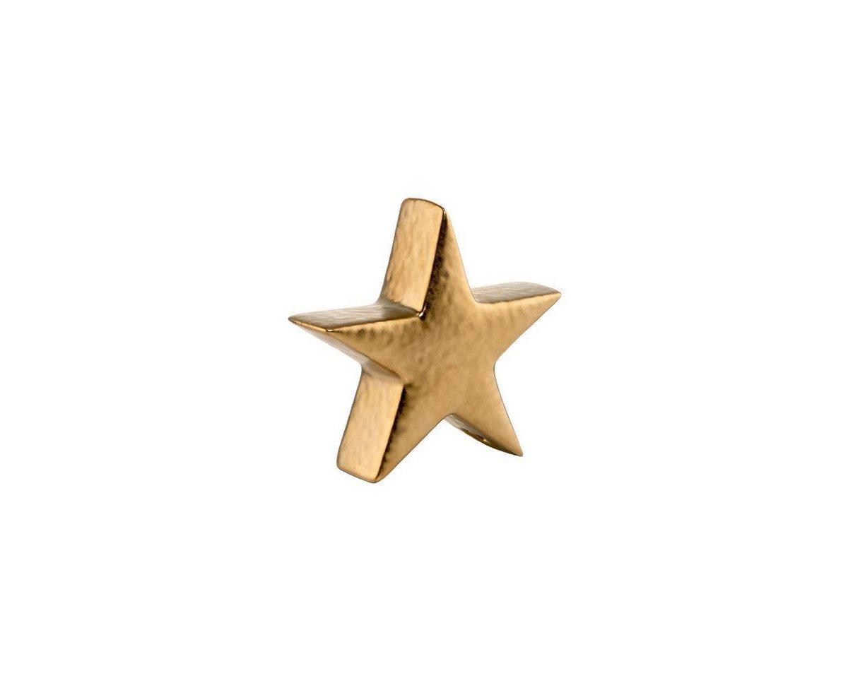 BUTLERS GOLDEN GLAM »Deko Stern Höhe 12 cm«