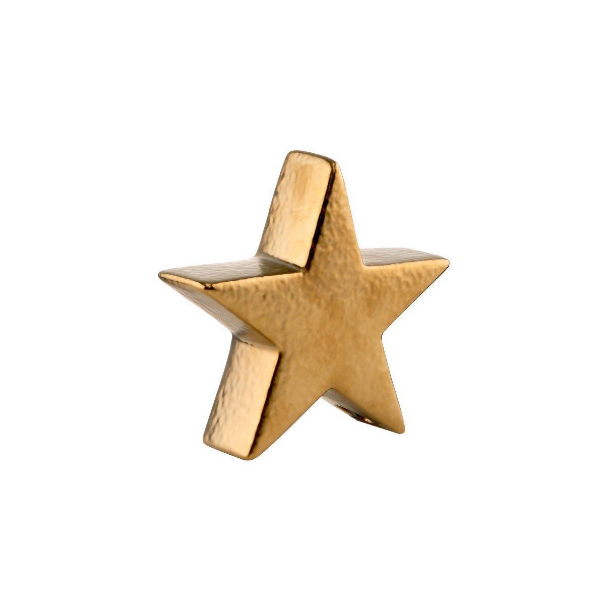 BUTLERS GOLDEN GLAM »Deko Stern Höhe 15 cm«
