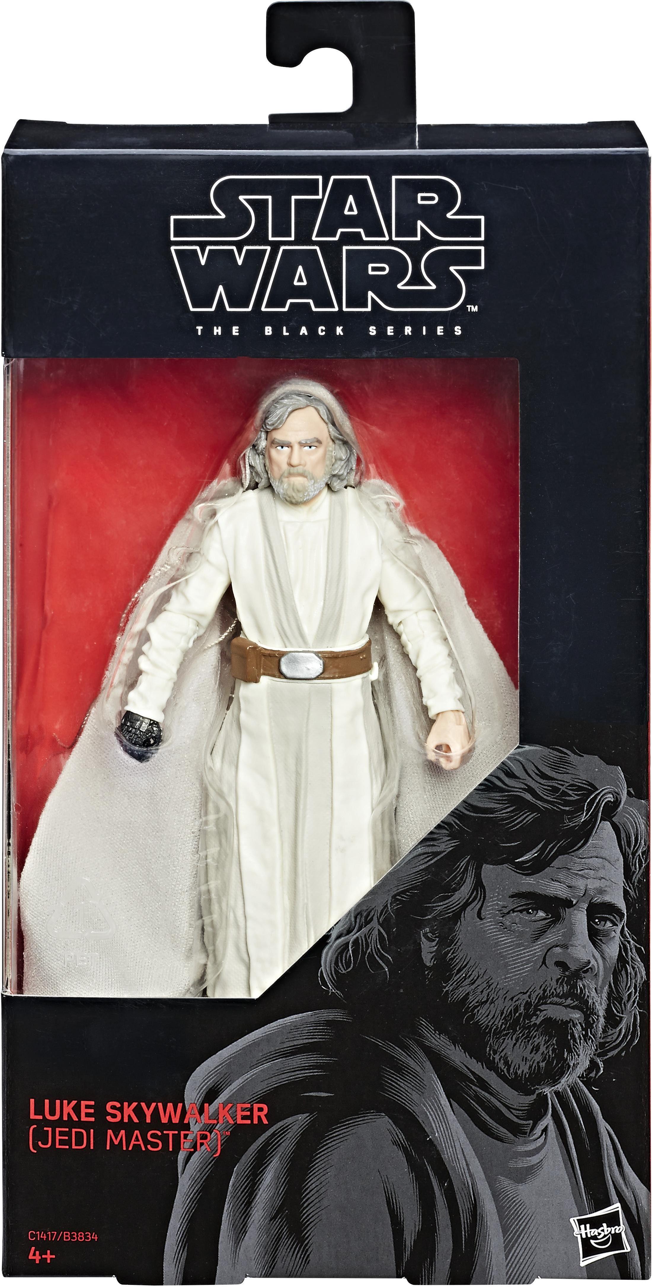 Hasbro Spielfigur, »Star Wars, The Black Series, Luke Skywalker«