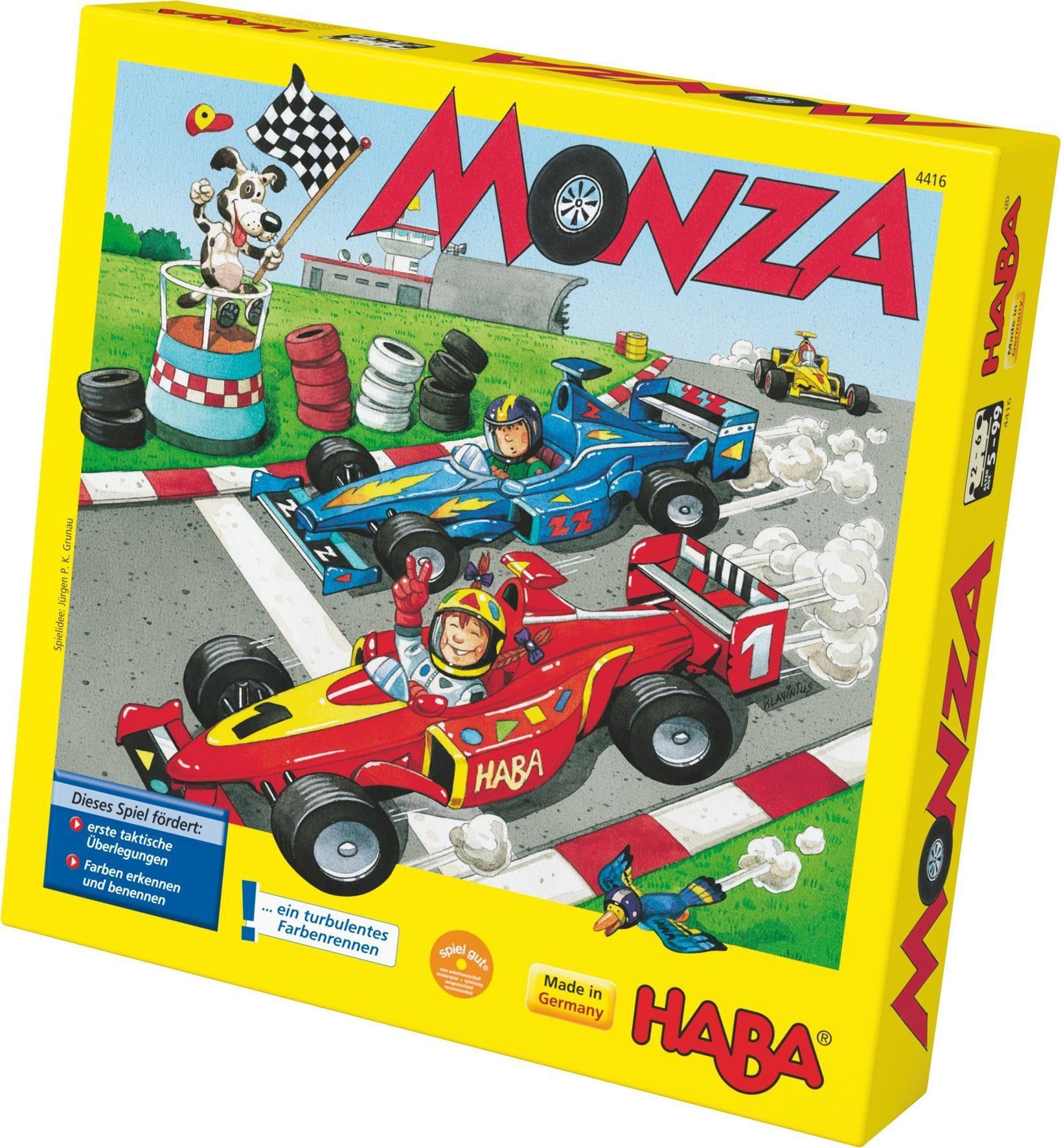 HABA® Kinderspiel, »Monza«