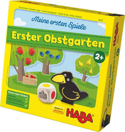 Haba Spiel, »Meine ersten Spiele - Erster Obstgarten«, Made in Germany