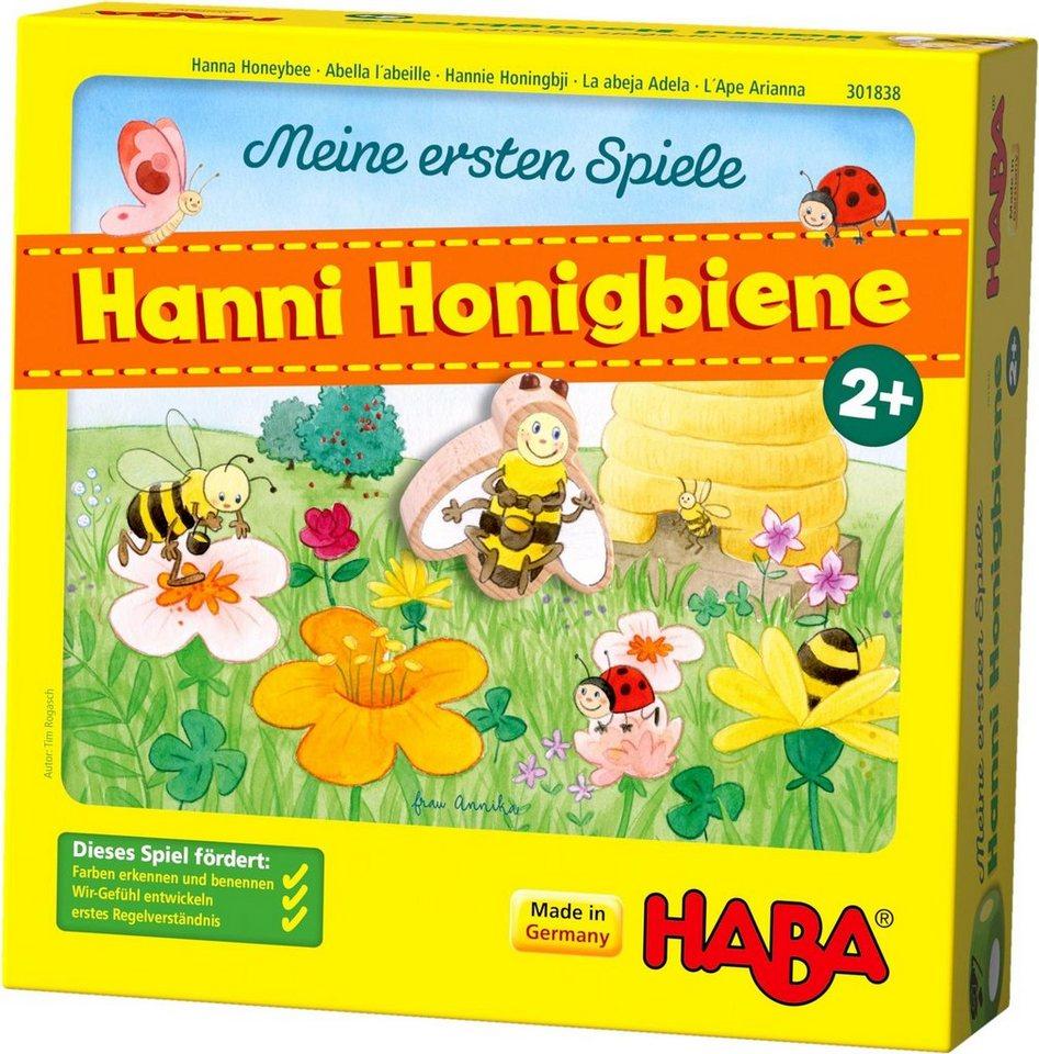 HABA® Kinderspiel,  Meine ersten Spiele - Hanni Honigbiene  online kaufen