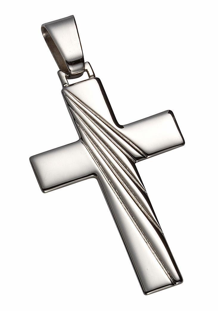 Firetti Kettenanhänger »Kreuz«