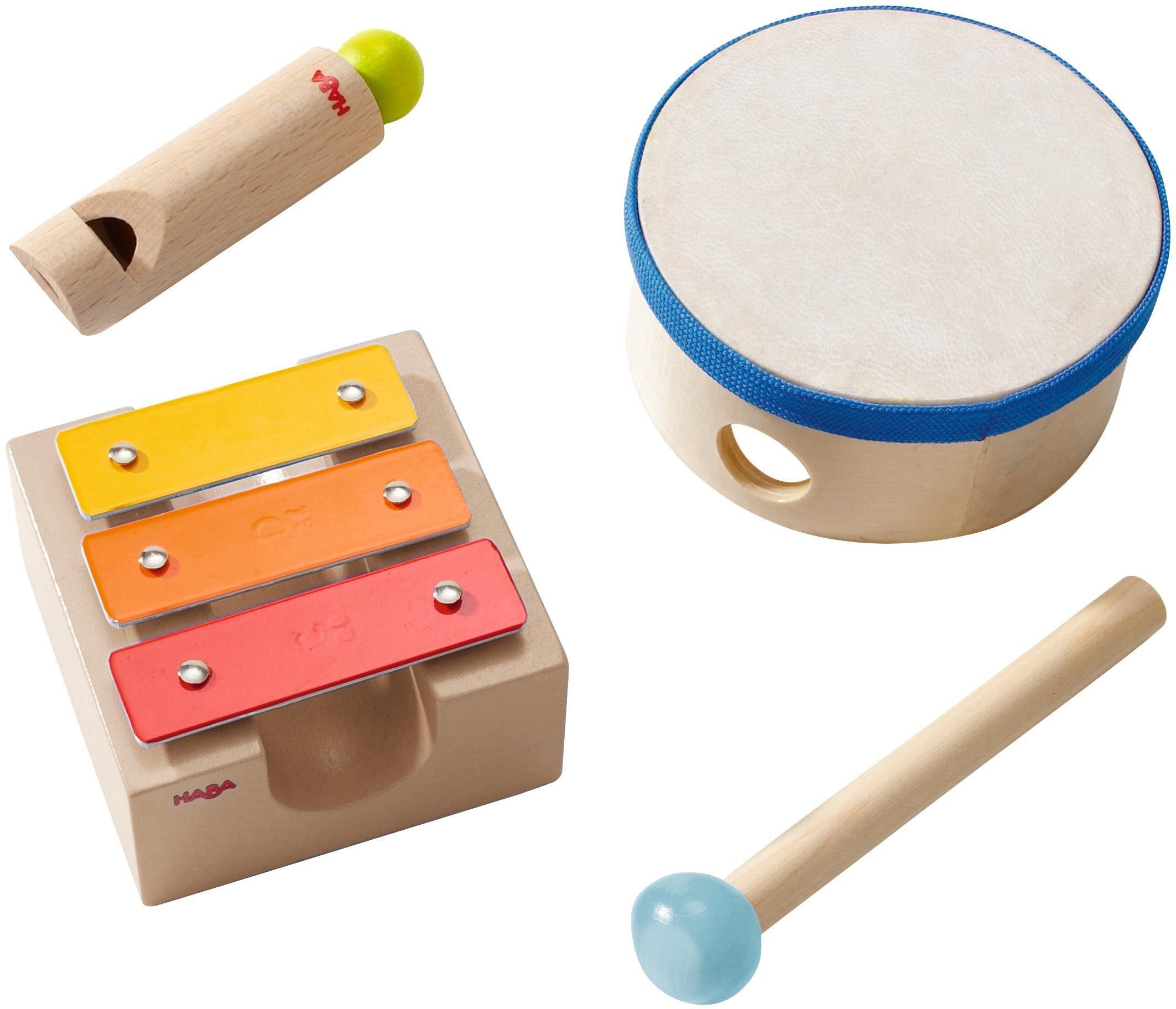 HABA® Kinderinstrument, »Kleiner Klangbaukasten«