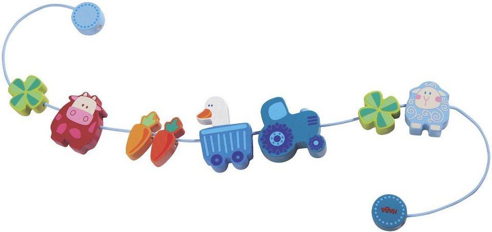 HABA® Kinderwagenkette,  Muh und Mäh  kaufen