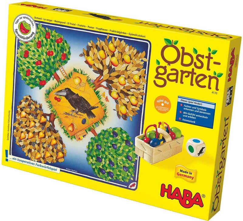 Haba Spiel, »Obstgarten«, Made in Germany