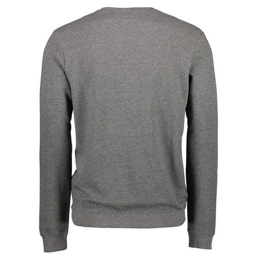 LERROS leichtes Sweatshirt in Strukturringel