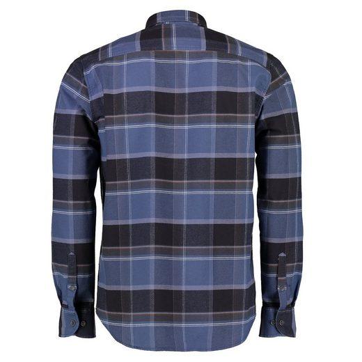 LERROS Langarmhemd mit Oxford-Check