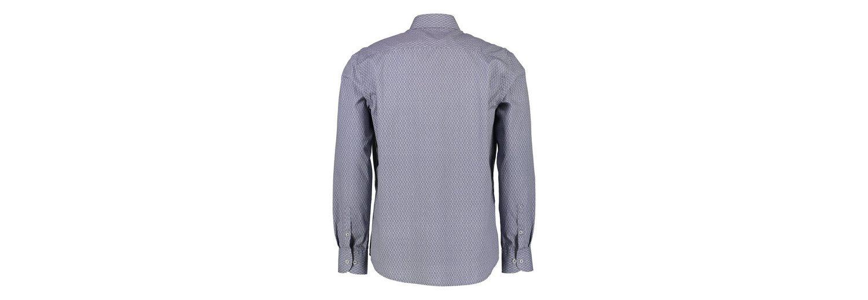 LERROS Langarmhemd mit Rautenprint Spielraum Visa Zahlung Online Zum Verkauf Billige Mode Q0faXK