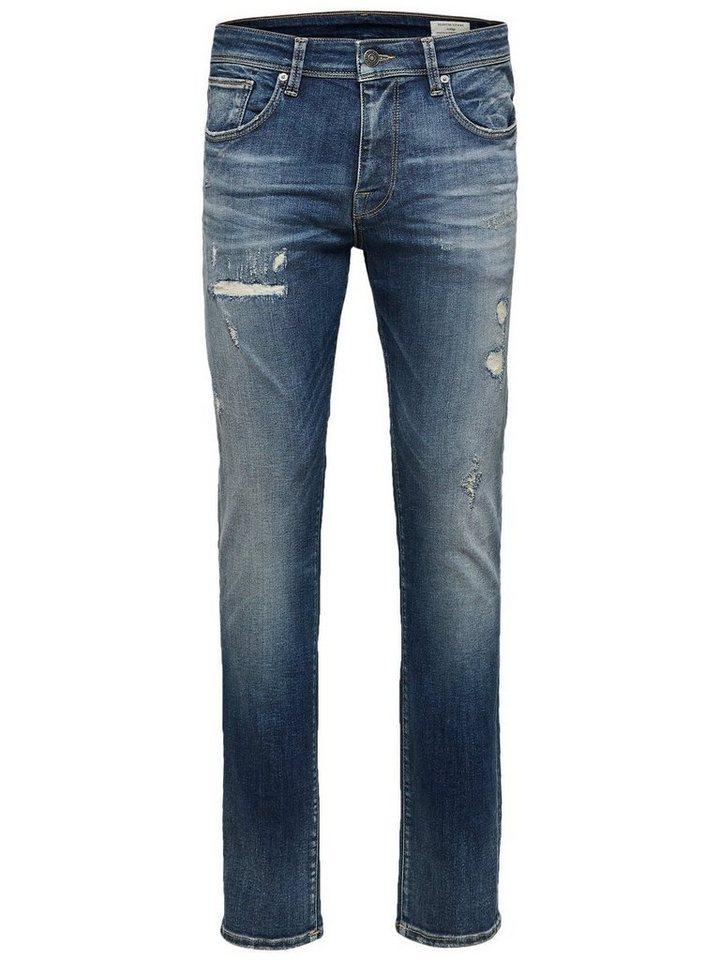 selected homme slim fit jeans online kaufen otto. Black Bedroom Furniture Sets. Home Design Ideas