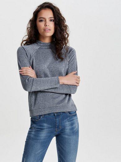Jacqueline de Yong Detailreiches Sweatshirt