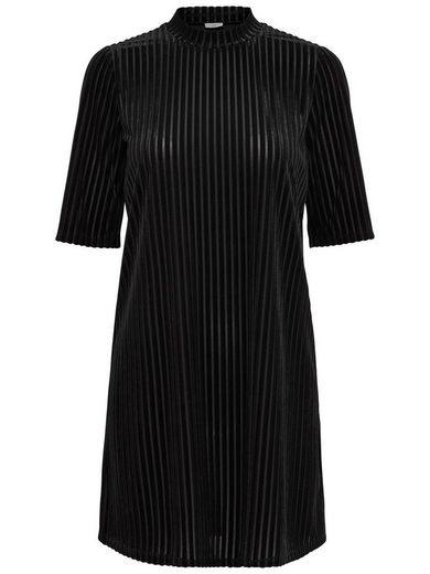 Jacqueline de Yong Stehkragen Kleid