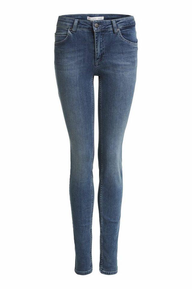 oui -  Slim-fit-Jeans »Baxtor Jeggings Denim« Ohne Details