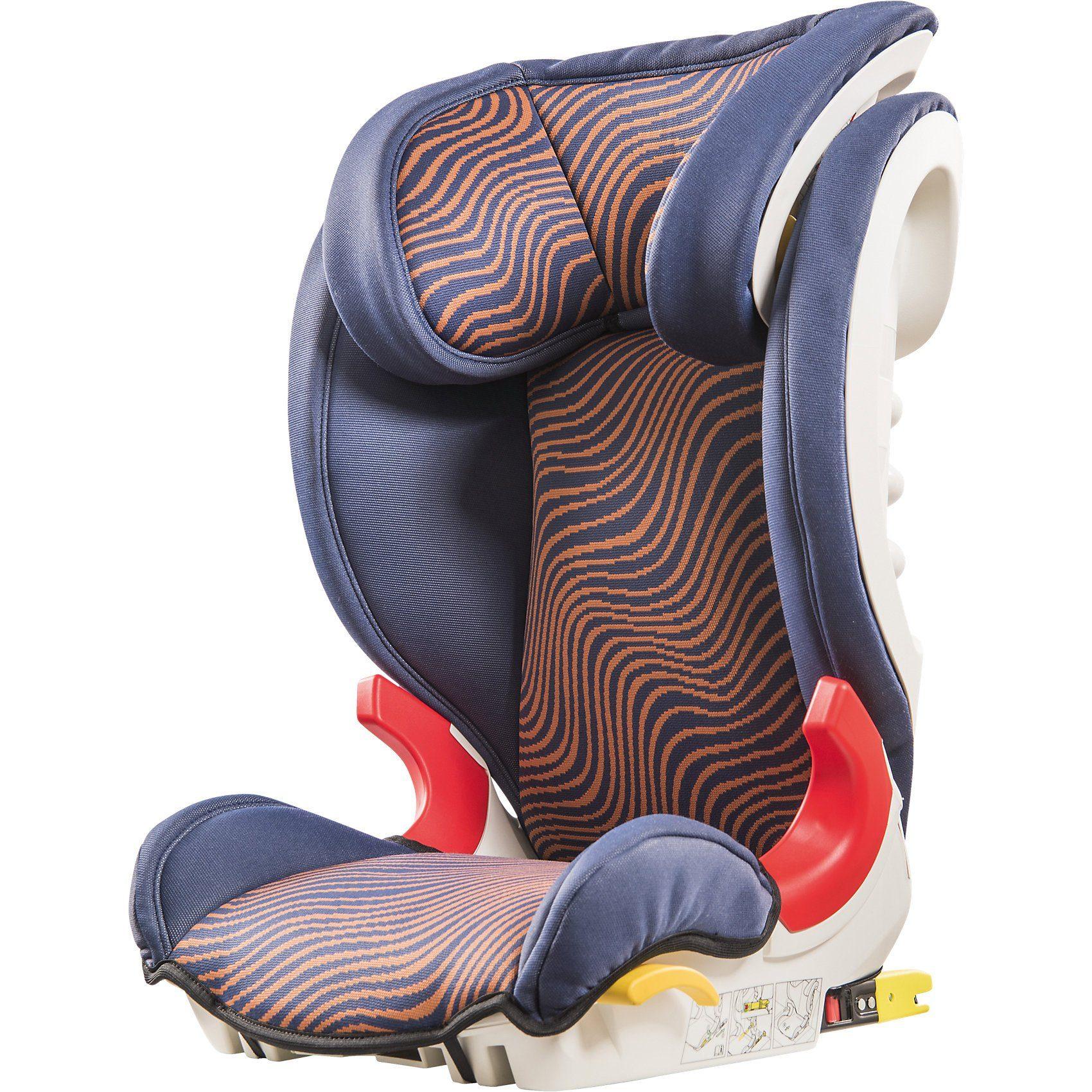 Baier Kindersitz Auto-Kindersitz Adefix, Safari