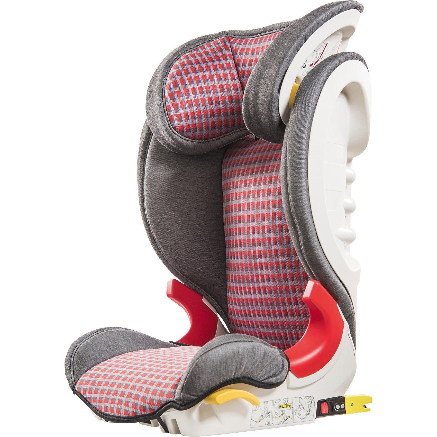 Baier Kindersitz Auto-Kindersitz Adefix, Karo