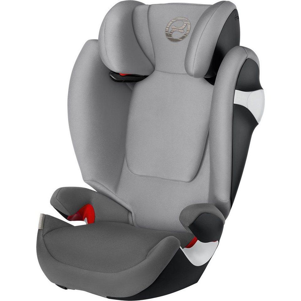 cybex auto kindersitz solution m gold line manhattan grey mid gr online kaufen otto. Black Bedroom Furniture Sets. Home Design Ideas