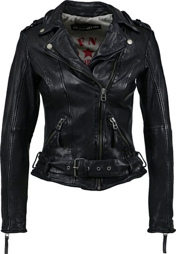 Freaky Nation Bikerjacke Rocket