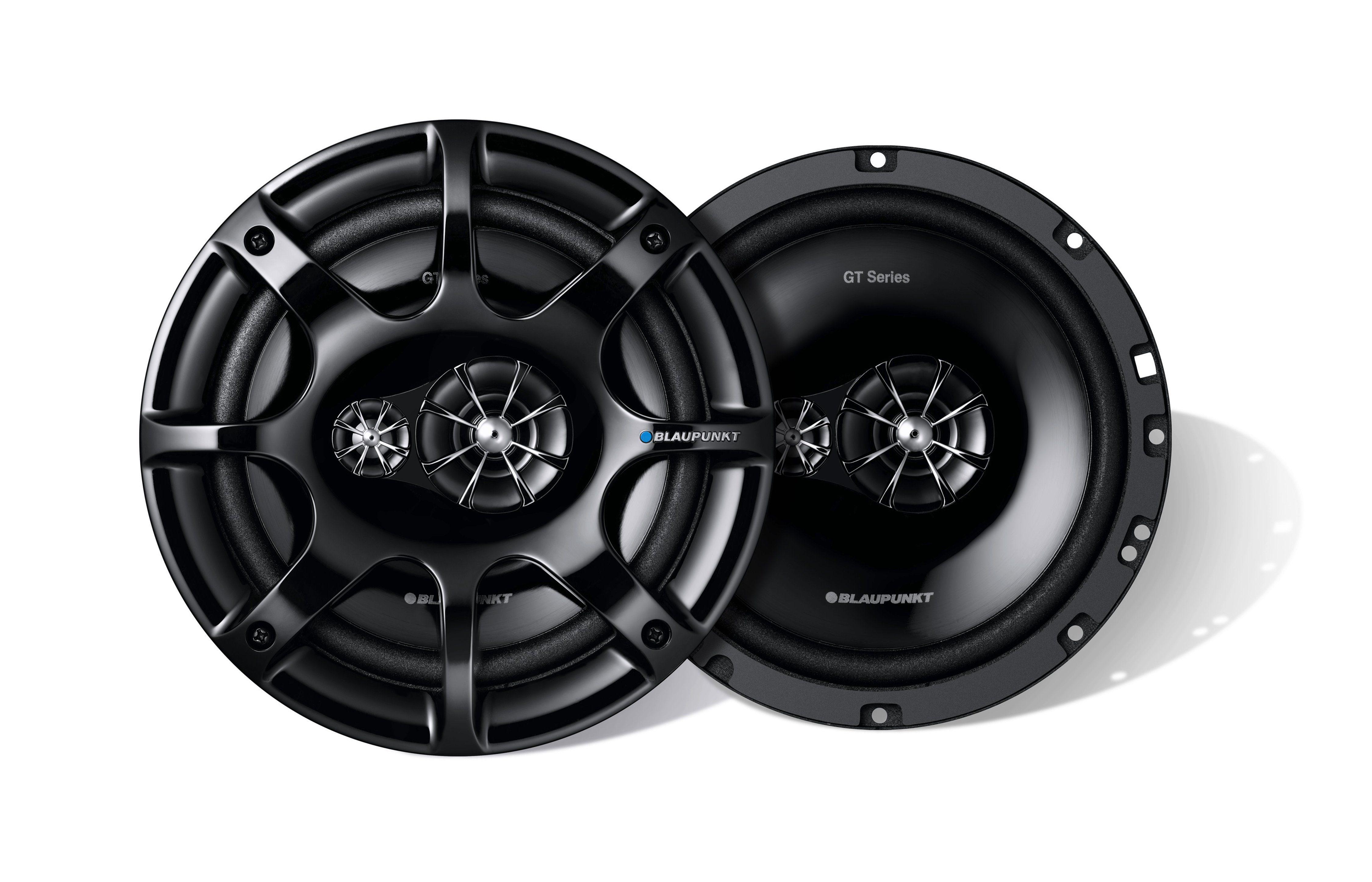 Blaupunkt (Paar) 3-Wege Triaxial Auto-Lautsprecher, 165 mm Durchmesser »GTx 663 DE«