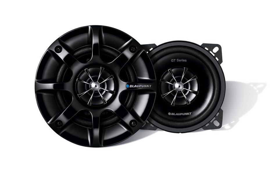 Blaupunkt 2-Wege Koaxial Auto-Lautsprecher, 100 mm Durchmesser »GTx ...