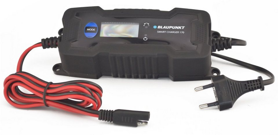 blaupunkt automatik batterieladeger t f r auto und. Black Bedroom Furniture Sets. Home Design Ideas
