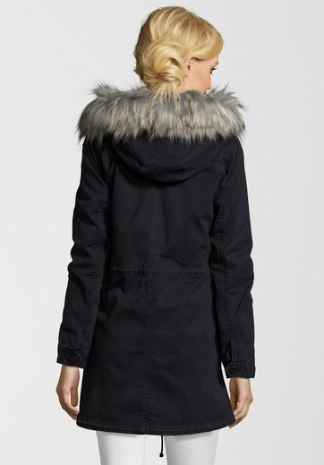 Blonde No.8 Parka CREEK 316