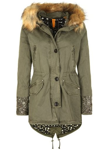 Blonde No.8 Parka PARIS 316, Hochwertige Thermore®-Isolierung
