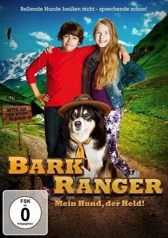 DVD »Bark Ranger - Mein Hund, der Held«