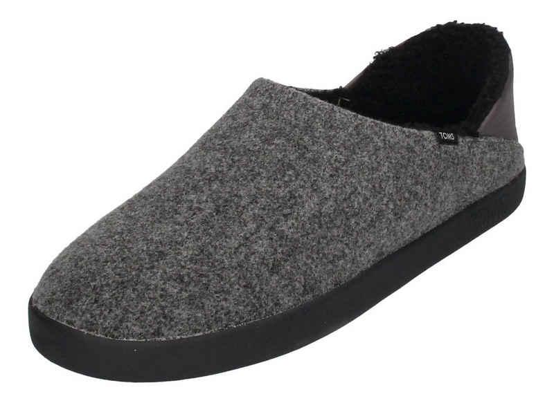 TOMS »EZRA 10016934« Hausschuh Grey