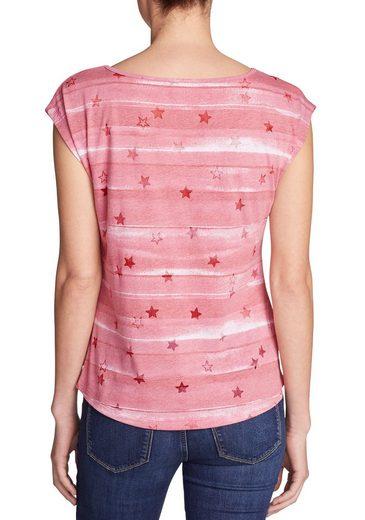 Eddie Bauer Americana T-Shirt - Burnout