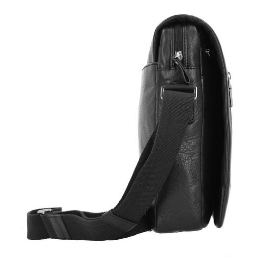 Esquire Sydney Umhängetasche Leather 24 Cm