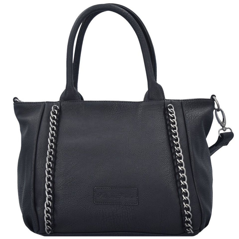 fritzi aus preu en bags pinja berlin handtasche 38 cm. Black Bedroom Furniture Sets. Home Design Ideas