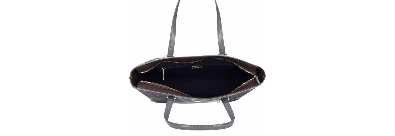 32 Signature Class Shopper Leder Tasche Collection Roberto cm Cavalli POxqvnf
