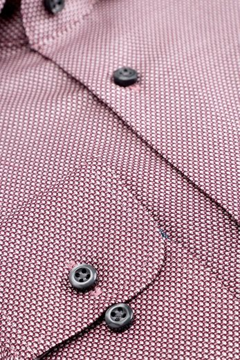 Next Schmal geschnittenes, strukturiertes Hemd
