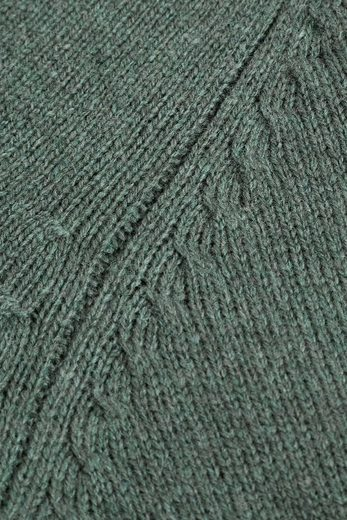 Next Lambswool-Pullover mit V-Ausschnitt