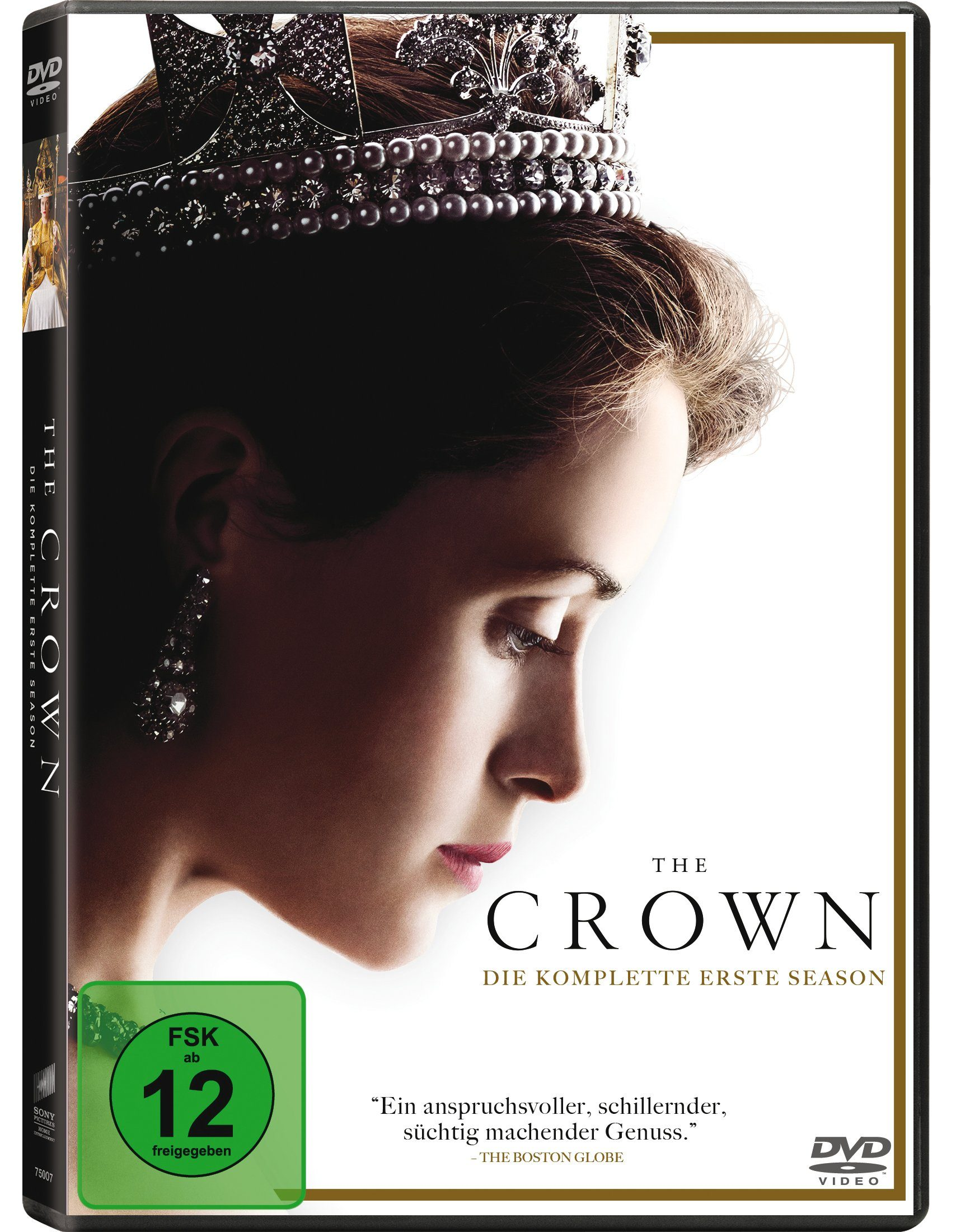 Sony Pictures DVD »The Crown - Die komplette erste Season«