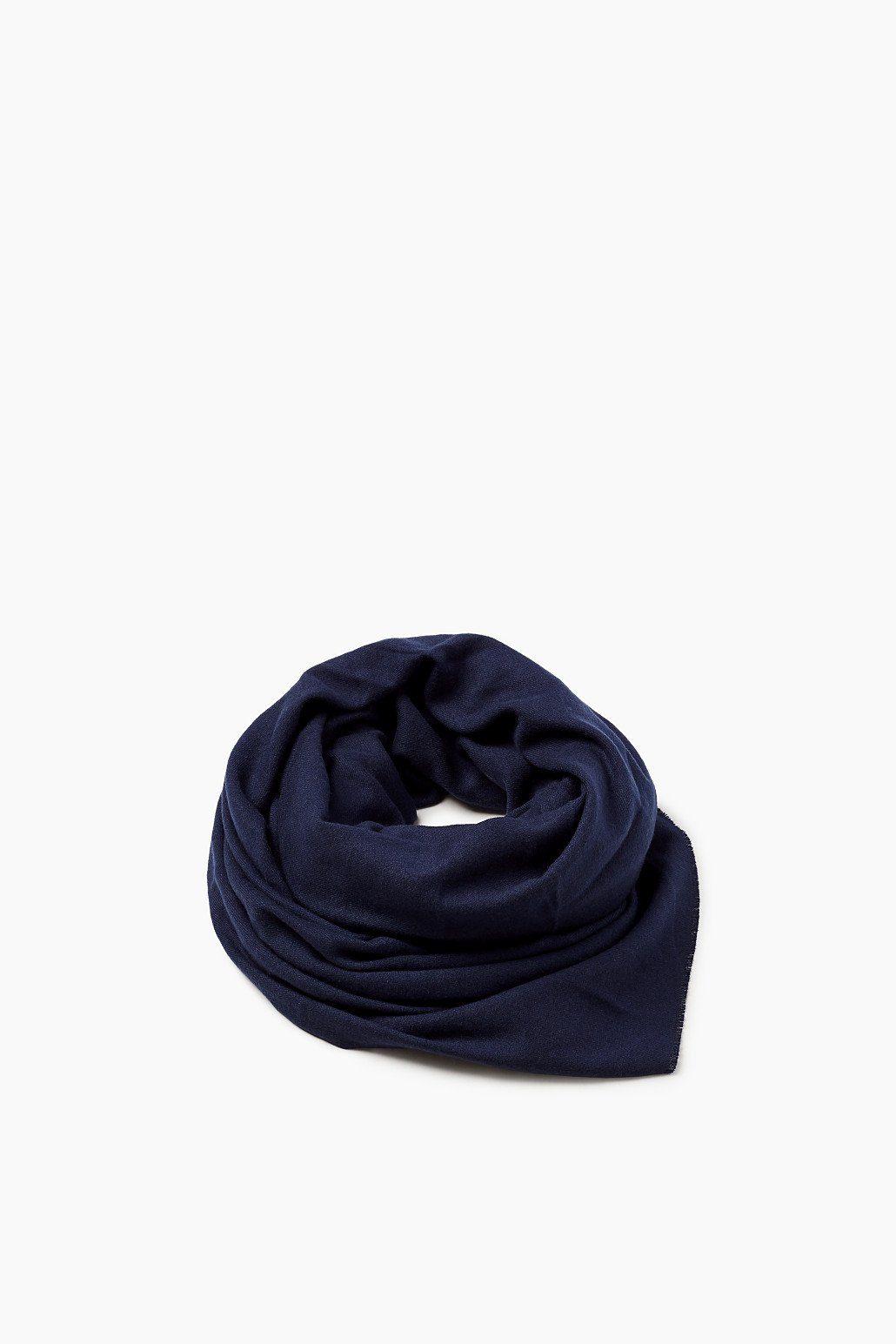 ESPRIT CASUAL Super-softer Schal mit Viskose