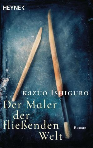 Broschiertes Buch »Der Maler der fließenden Welt«