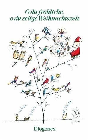 Buch mit Leinen-Einband »O du fröhliche, o du selige Weihnachtszeit«