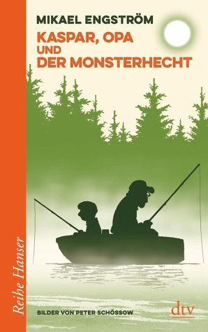Broschiertes Buch »Kaspar, Opa und der Monsterhecht / Kaspar &...«