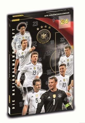 Kalender »DFB Nationalmannschaft: Adventskalender mit...«