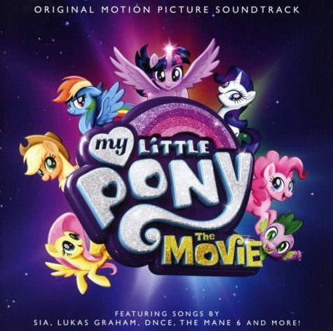Audio CD »Various: My Little Pony: The Movie (Original...«