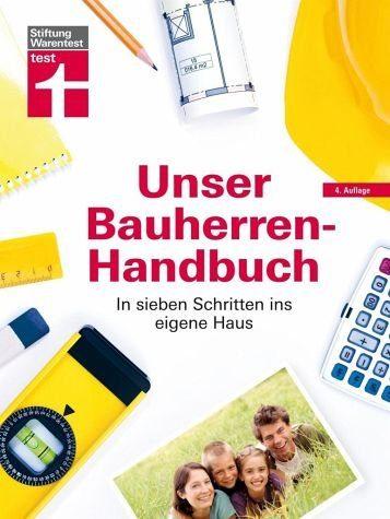 Gebundenes Buch »Unser Bauherren-Handbuch«