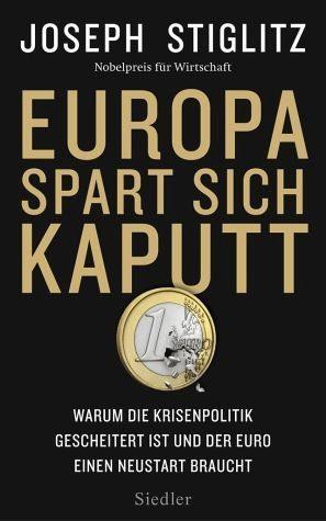 Gebundenes Buch »Europa spart sich kaputt«